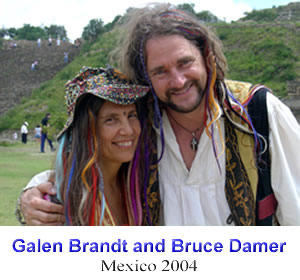Galen Brandt and Bruce Damer