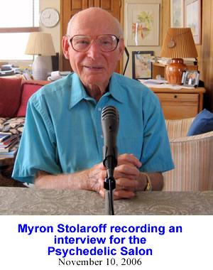 Myron Stolaroff