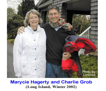 Marycie Hagerty & Charlie Grob (Long Island 2002)