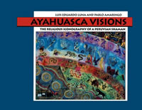Ayahuasca Visions by Pablo Amaringo