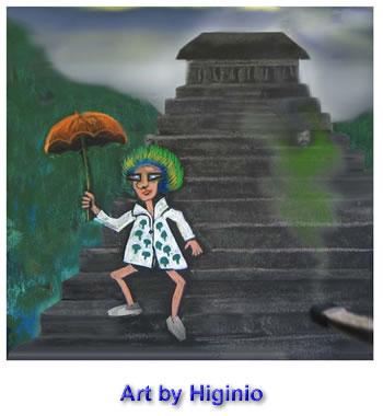 Art by Higinio Gonzalez