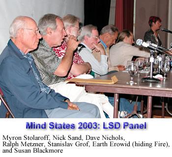 LSD Elder's Panel - Mind States 2003