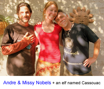 Andre & MIssy Nobels and Matt Pallamary