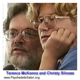 Terence McKenna & Christy Silness