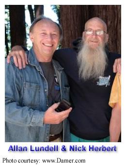 Allen Lundell and Nick Herbert