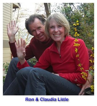 Ron & Claudia Little