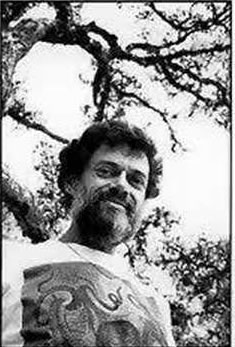 Terence McKenna under the Teaching Tree