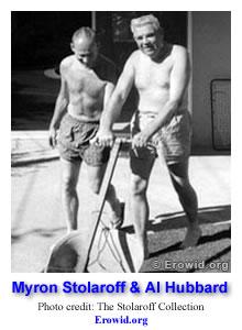 Myron Stolaroff & Al Hubbard