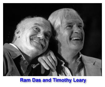 Ram Das & Timothy Leary