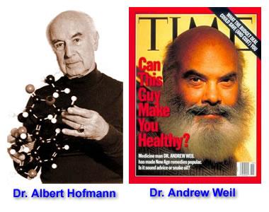 Albert Hofmann - Andrew Weil