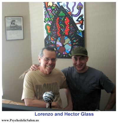 Lorenzo & Hector Glass