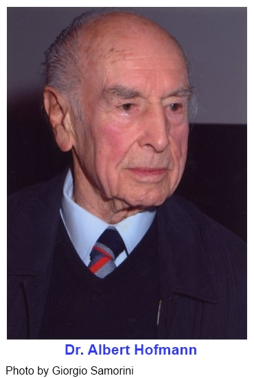 Dr. Albert Hofmann