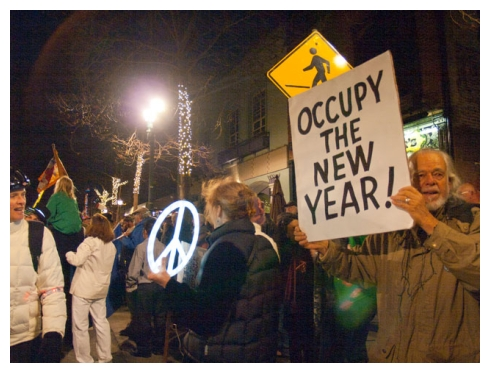 Occupy New Year!