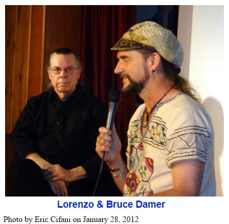 Lorenzo Hagerty & Bruce Damer