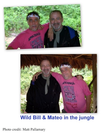 Wild Bill & Matt Pallamary