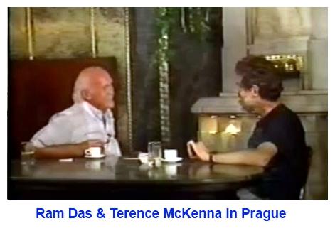 Ram Das & Terence McKenna