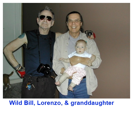 Wild Bill & Grandpa Lorenzo