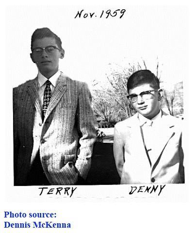 Terence McKenna & Dennis McKenna