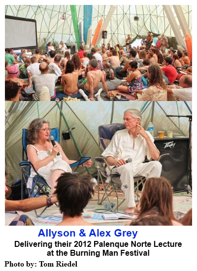 Allyson & Alex Grey