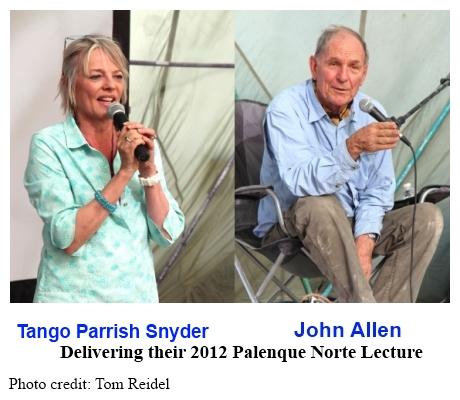 Tango Parrish Snyder & John Allen