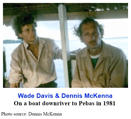 Wade Davis & Dennis McKenna