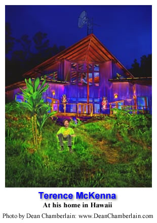 Terence McKenna's house in Hawaii