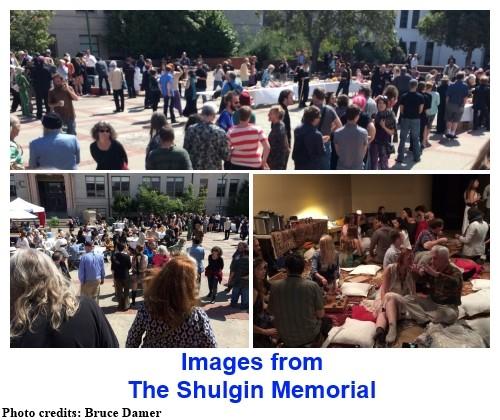 Sasha Shulgin Memorial