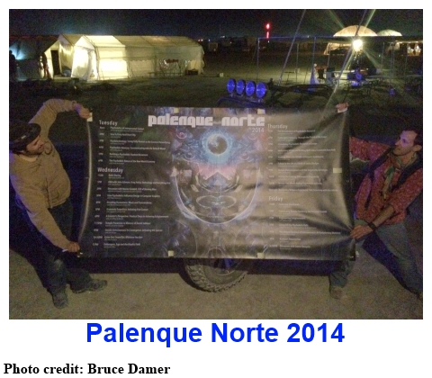 Palenque Norte 2014