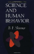 'Science and Human Behavior' by B.F. Skinner