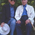 Myron Stolaroff and Albert Hofmann