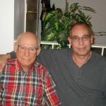 Myron Stolaroff and Higinio Gonzalez