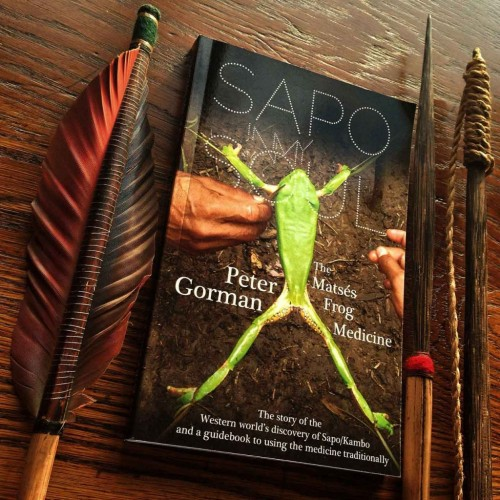 Sapo In My Soul: The Matsés Frog Medicine by Peter Gorman