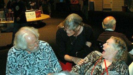 Sasha Shulgin, Marycie Hagerty, & Ann Shulgin