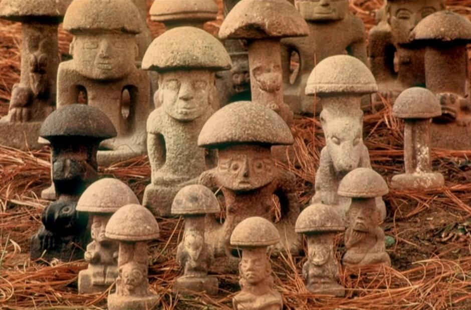 Mushroom Stones