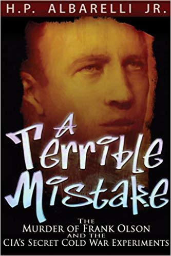 A Terrible Mistake by H.P. Albarelli, Jr.